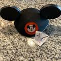 Disney Accessories | Disney World Hat | Color: Black | Size: Os