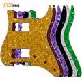 Pleroo – accessoires de guitare, pickguard, 11 trous de vis pour guitare de Style Standard et