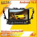 Autoradio Android, navigation GPS, 2 Din, lecteur multimédia stéréo, unité centrale, enregistreur