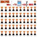 304 pièces cales de niveau entretoises pour Carrelage mur Carrelage entretoise Carrelage système de