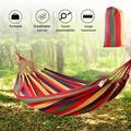 Hamac en toile ultraléger, Portable, loisirs de plein air, Sports de jardin, maison, voyage, Camping