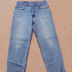 Levi's Jeans | Levi Red Tag Retro Light Wash Jeans Size 3432 | Color: Red | Size: 34