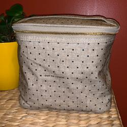 Kate Spade Bags | Kate Spade Ny Out To Lunch Insulated Lunch Bag | Color: Black/Tan | Size: Os