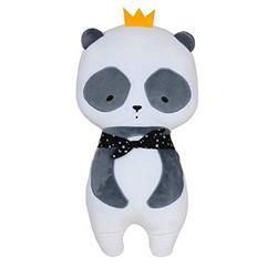 Seat Belt Covers for Kids, Cute Plush Animal Car Seat Belt Covers Strap Pads, Soft Seat Belt Pillow Cushion Shoulder Strap Headrest Neck Support for Children Panda