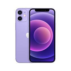 New Apple iPhone 12 Mini (256GB, Purple) [Locked] + Carrier Subscription