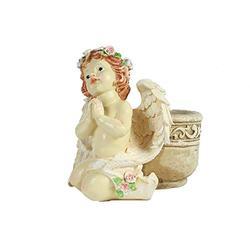UAMSTYLE Flowerpot - Angel Planter Resin Cupid Succulent Plants. Garden Angels Outdoor Statues Decor,Cute Angel Pray