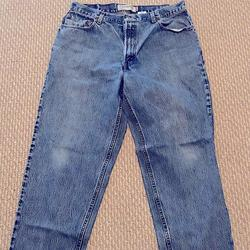 Levi's Jeans   Levi Red Tag Retro Light Wash Jeans Size 3630   Color: Red   Size: 36