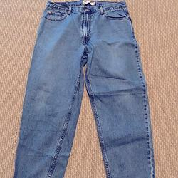 Levi's Jeans | Levi Red Tag Retro Light Wash Jeans Size 3630 | Color: Red | Size: 36