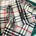 Burberry Accessories | Burberry Check Scarf (90s Vintage Burberrys) Gray | Color: Gray | Size: Os