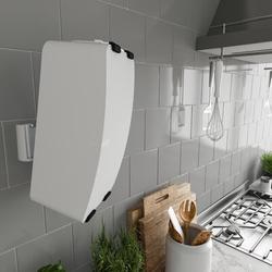 AVF Wall Speaker Mount in White, Size 14.82 H x 5.61 W x 9.63 D in   Wayfair AK67W-A
