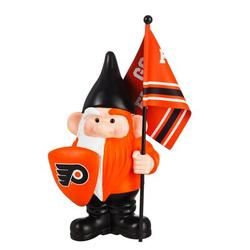 Evergreen Enterprises, Inc Montreal Canadiens, Flag Holder Gnome-NHLResin/Plastic in Blue/Red, Size 10.0 H x 4.5 W x 6.1 D in   Wayfair 544370FHG