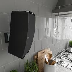 AVF Wall Speaker Mount in Gray/Black, Size 14.82 H x 5.61 W x 9.63 D in   Wayfair AK67B-A