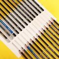 JIANWU – ensemble de stylos à crayon Maries, pour croquis, en charbon de bois, doux, pour débutants