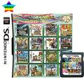 208 in 1 Game Cartridge, DS Game Pack Card Compilations, Super Combo Multicart for DS, NDSL, NDSi, NDSi LL/XL, 3DS, 3DSLL/XL, New 3DS, New 3DS LL/XL, 2DS, New 2DS LL/XL