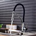 faucet Kitchen faucet, kitchen sink, faucet, rotatable pull-down, kitchen sink, sink, faucet, wall-mounted deck, bathroom wall-mounted hot and cold water mixer Kitchen Sink Faucets