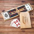 Personalized Best Man Cribbage Game, Wood Cribbage Game Set, Best Man Gifts for Wedding