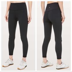 Lululemon Athletica Pants & Jumpsuits   Lululemon Align Pant Ii *Lunar New Year   Color: Black/Gold   Size: 4