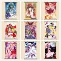 Papier peint autocollant, peinture en rouleau, animé Manga TouHou, Poster, 40x60, 001