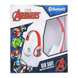Disney Other | Disney Marvel Avengers Bluetooth Red Headphones | Color: Red/White | Size: Osb