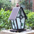 CDGC Pillar Light Post Light Villa Post Lights Outdoor Garden Lamp Garden Lawn Pedestal Light E27 Villa Exterior Lighting Outdoor Garden Lamp