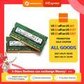 SAMSUNG 4G 1RX8 PC3L 12800S DDR3 4 GO 1600 Mhz Mémoire Pc Portable 4G PC3L 12800S 1600 MHZ Cahier