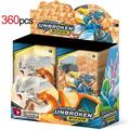2021 NEW 360Pcs Pokemon TCG: Shining Fates Booster Box Trading Card Game Collection Toys