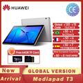 Huawei MediaPad9.6 pouces T3 10 AGS-W09/AGS-L09 tablette PC SnapDragon 425 octa-core 2 go Ram 32 go