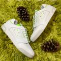 Adidas Shoes   Adidas White Green Slamcourt Original Sneakers   Color: Green/White   Size: 11