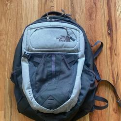 The North Face Bags | North Face Recon Backpack | Color: Gray/White | Size: Os