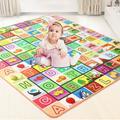 200*180 ensaché bébé tapis de jeu enfants développement tapis Eva mousse gymnastique jeux jouer