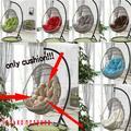Coussin de chaise balançoire en rotin, panier suspendu, extérieur, intérieur, balcon, jardin, chaise