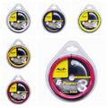 GP3 – 10 cordes de Badminton durables pour entraînement, 0.7MM, tension maximale 46lbs