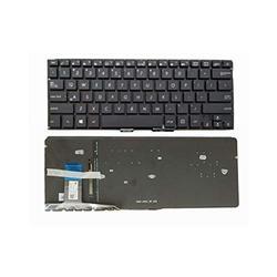 Laptop Keyboard for ASUS UX330 UX330UA Black with Backlit no Frame US Keyboard