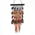Large 28 Tubes Wind Chimes Copper Bell Outdoor Garden Decor Garden Decoration Chimes Home Decor Clearance Outdoor décor Home Decor Garden Decor Wind Chimes for Outside Garden Decor for Outside