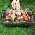 ZRXRY Outdoor Charcoal BBQ Grill, Freestanding Barbecues Grills, Smokers Barbeque Grill, Fire Pit Grills & Cooking for Camping Party Hiking Picnics Beach Patio Backyard