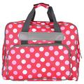 Sewing Machine Carrying Case, Portable Travel Tote Bag Dust Cover with 600d Oxford Cloth 48cm