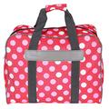Sewing Machine Carrying Case, 600d Oxford Cloth Side Mesh Pockets Dust Cover Universal Tote Bag