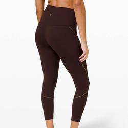 Lululemon Athletica Pants & Jumpsuits   *Se Nwt Lululemon Align Pant Hr 25'' *Gold   Color: Brown/Gold   Size: 4
