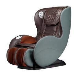 Inbox Zero Massage Chairs Sl Track Full Body & Recliner, Shiatsu Recliner, Massage Chair w/ Bluetooth Speaker-Green in Blue/Brown   Wayfair