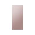 Samsung BESPOKE 4-Door Flex Refrigerator Panel in Champagne Rose Steel - Top Panel(RA-F18DUUQH/AA)