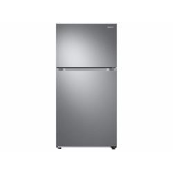 Samsung 21 cu. ft. Top Freezer Refrigerator with FlexZone in Silver(RT21M6213SR/AA)