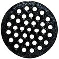 Sioux Chief Mfg Sioux Chief 846-S5PK (Six Set - 6-Inch) Cast Iron Strainer, Assorted