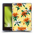 Head Case Designs Officially Licensed Frida Kahlo Orange Lilies Flowers Soft Gel Case Compatible with Kindle Paperwhite 4 (2019)