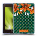 Head Case Designs Officially Licensed Frida Kahlo Lilies Flowers Soft Gel Case Compatible with Kindle Paperwhite 4 (2019)