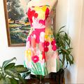 Lilly Pulitzer Dresses   Lilly Pulitzer Blossom Dress Lavish Lillies   Color: Pink/White   Size: 00
