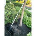 Extendable Rake, Shovel and Sieve 3-in-1 Garden Tool Lawn Leveling rake Leveling rake Landscape rake Garden rake Leaf rake Rake for Leaves Rakes for lawns Thatching rake Rakes for lawns