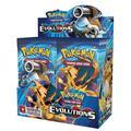 Jeu de cartes pokémon en anglais, 324 pièces, cartes à collectionner, boîte vierge, évolution soleil