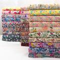 Tissu en coton imprimé, 50x160cm, pour couture, quilt, Patchwork, couture, bricolage, matériel fait