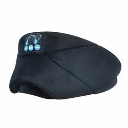 Genkent Sleep Headphones - Bluetooth 5.0 Sleeping Headphones Mask, Size 3.5 H x 11.0 W x 4.5 D in   Wayfair 60286-0XX