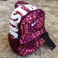 Nike Bags | Nike Jdi Brasilia Mini Backpack-New | Color: Orange/Pink | Size: Os
